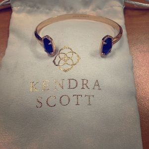 Kendra Scott Edie Rose Gold Bracelet